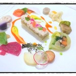 レストラン ドゥ ラフィネ - 料理写真: