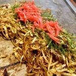 鉄板料理 小松 - 料理写真:焼きそば