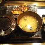 しんぱち食堂 - 本さわら西京漬け定食!これだよ!日本の朝食は!