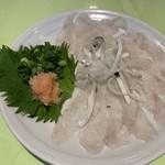 地魚料理 まるさん屋 - ₍₍ ( ๑॔˃̶.◡˂̶๑॓)◞♡てっさ