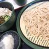 ゆで太郎 - 料理写真:おろし焼きさばめしセット