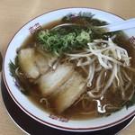 博多中華そば 元祖 - 料理写真:博多中華そば=500円
