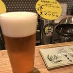 107844387 - 広島地ビール江波セッションズブリュワリーのスマッシュ