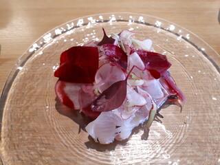 メシモ - 紅いサラダ