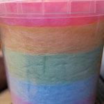 トッティ キャンディ ファクトリー - こんな綿あめが・・・800円もするってよ。