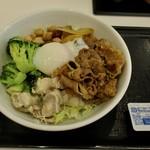 吉野家 - 料理写真:ライザップ牛サラダ