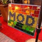 モッド - モザイク看板