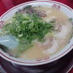 10785781 - ゆったりじんわり響く真面目な旨みと、奥に武骨さもある芯のあるスープ