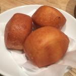 シンガポール・シーフード・リパブリック - 揚げパン