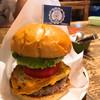 アメリカ食堂 サンズ・ダイナー - 料理写真:沖縄バーガー