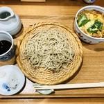 せんり - 料理写真:親子丼セット