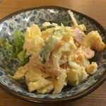 成田家 - ポテサラ