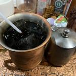 アーモンド - アイスコーヒー付き