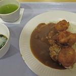 中央食堂 - 今日のお昼ごはん