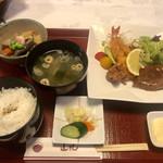 山ぎし - 料理写真: