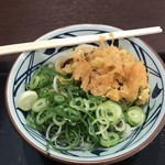 丸亀製麺 - ぶっかけ冷290円!