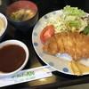 ABCとんかつ店 - 料理写真:ロースとんかつ定食880円