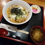 とんかつ稲 - とんかつ稲『カツ丼』 1,300円