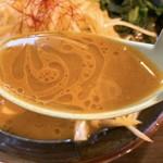 大黒家 - カレーラーメンのスープ