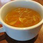 カウボーイ家族 - スープ