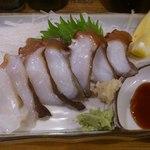10787021 - 明石の蛸のお刺身