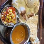 本格インド料理ルパ - 料理写真: