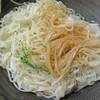 うどん茶屋 海津屋 - 料理写真:温素麺