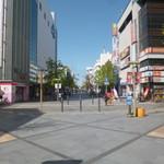 梅光軒 - '19/05/14 ビルは平和通買物公園沿い