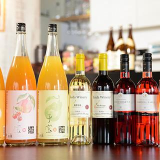 ワイナリーに出向いて選んだ、国産ワインはいかがでしょうか