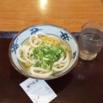 鳴門製麺 - 料理写真:かけうどん並(290円)