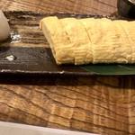 三月九日青春食堂 - 出し巻き玉子500円