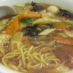 Keien - 麺はフツー