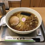 大宮大勝軒 - 料理写真:中華麺、780円。