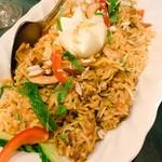 インド料理 ショナ・ルパ - チキンビリヤニ 1,800円