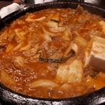 鳳仙花 - 名物ホルモン鍋❗