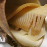 和食、日本料理「南房」 - 筍煮