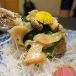 和食、日本料理「南房」 - ツブ貝 アップ