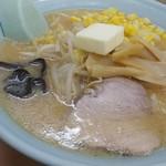 熊っ子ラーメン - コーンバターラーメン(味噌)780円(込)