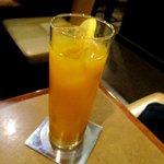 ローズカフェ - マンゴージュース!
