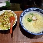 麺処 らー麺亭 -