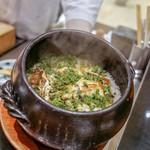 日本料理 晴山 - ☆穴子と花山椒のご飯