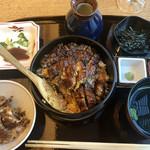 hitsumabushinagoyabinchou - 《上ひつまぶし》4,590円(税込)