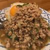 タイ屋台料理ヌードル&ライス TUKTUK - 料理写真:TUKTUK(ガイパップリラーカオ)