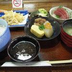 竹梅 - 定食