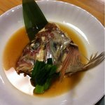 10790476 - 鯛の兜煮