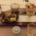 十八楼 - 料理写真:夕食