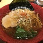 えびそば えび助 - 海老そば(680円)
