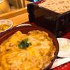 そばや 池乃家 - 料理写真:親子丼セット大盛り