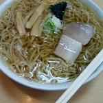 多良福 - 料理写真:中華そば ¥580