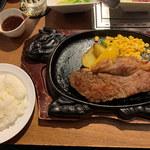 琉球ビーフ&ビア - サーロインステーキ
